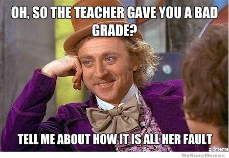 bad-grade